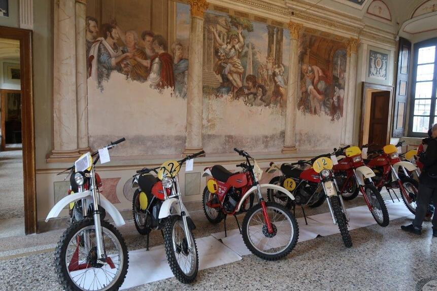 A Expo Festa di Villa Barni protagoniste le Fantic Motor