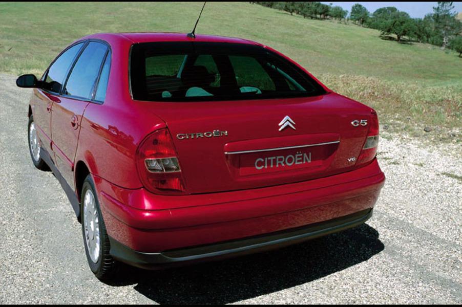 Citroen C5 (2001-04) (5)