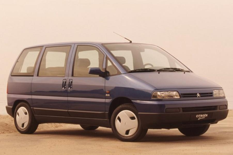 Citroen Evasion (1994-02)