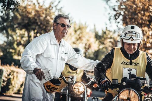 Queens' Cavalcade 2017. Stefano Sala (BMW) Vince anche l'Edizione Italiana (3)