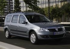 Dacia Logan (2008-12)
