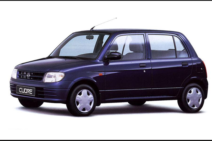 Daihatsu Cuore (1998-02) (3)