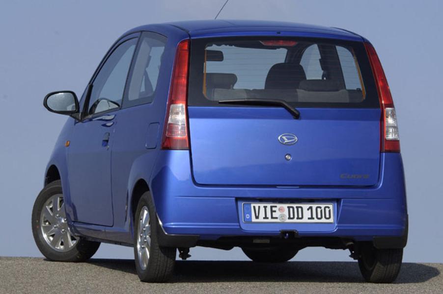 Daihatsu Cuore 1.0 12V 3 porte Thrifty (4)