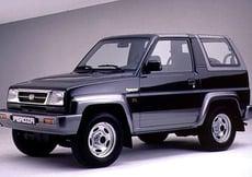 Daihatsu Feroza (1989-99)