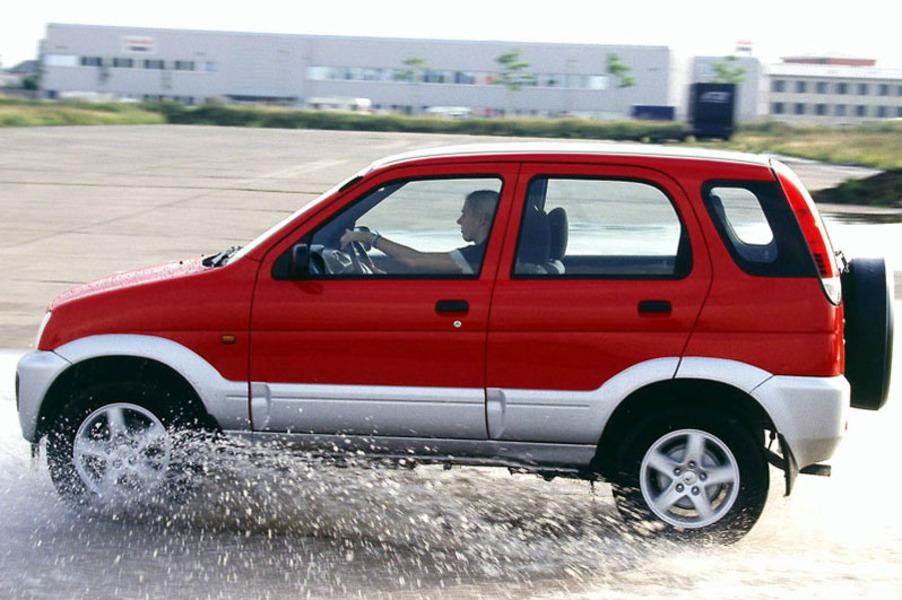 Daihatsu Terios 1.3i 16V cat 2WD DB (4)