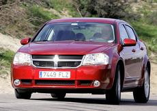 Dodge Avenger (2008-10)