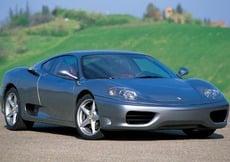 Ferrari 360 Coupé (1999-04)