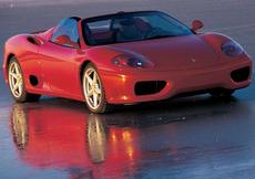 Ferrari 360 Spider (2000-05)