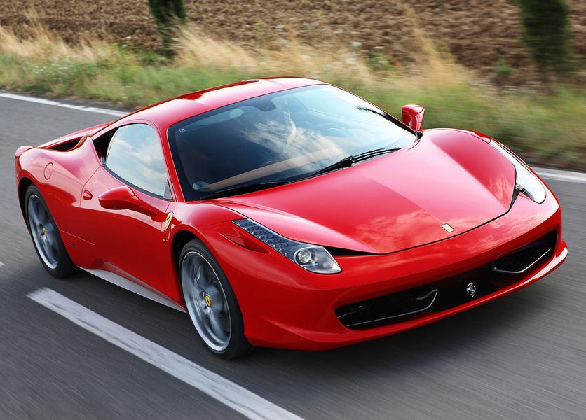 Ferrari 458 Coupé (2009->>) (4)