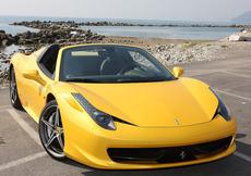 Ferrari 458 Spider (2011->>)