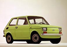 Fiat 126 (1977-92)