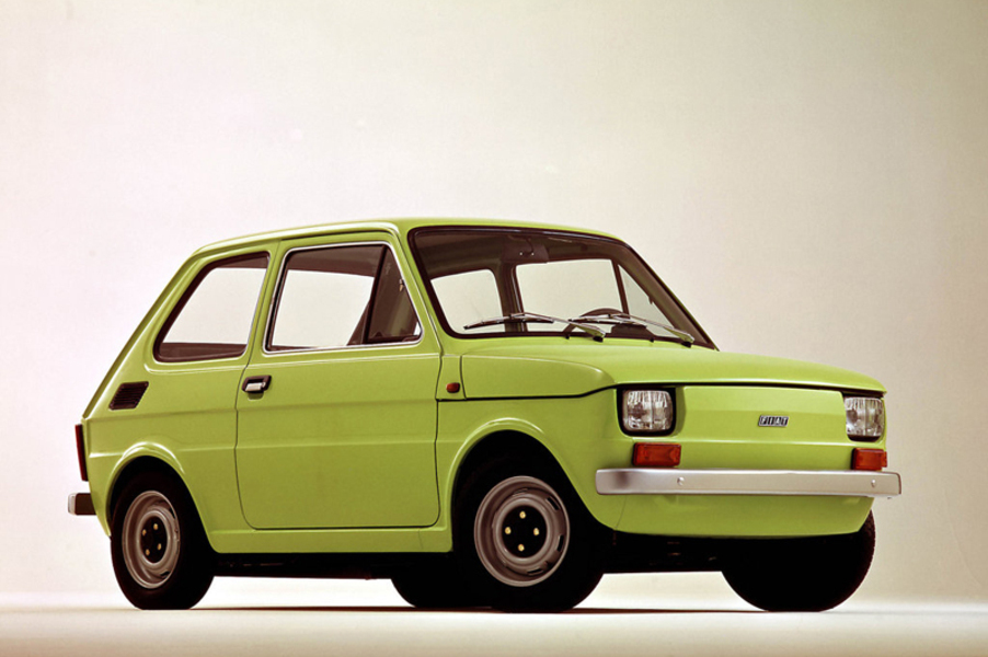 Fiat 126 650 Personal 4