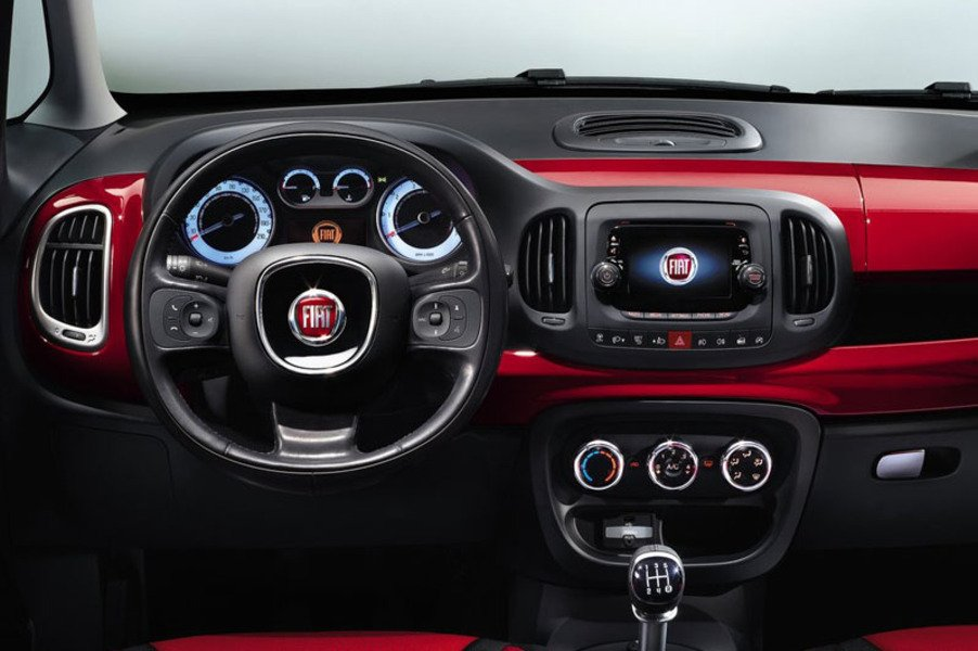 Fiat 500L 1.3 Multijet 95 CV Dualogic Pop Star (4)