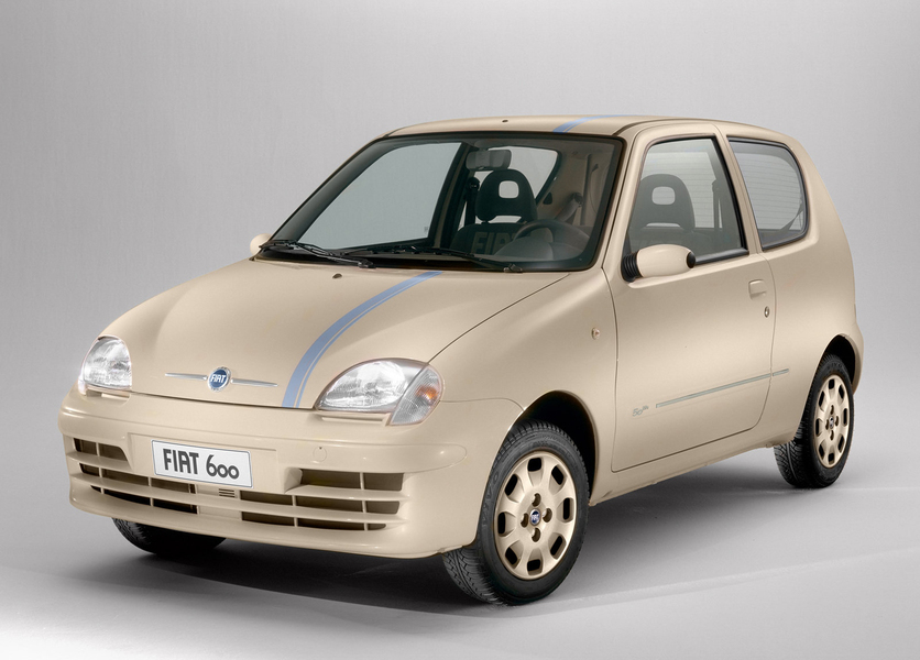 Schema Elettrico Fiat Seicento : Fiat 600 1.1 active 11 2005 12 2011 : prezzo e scheda tecnica