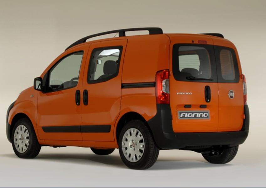 Fiat Fiorino 1.3 MJT 80CV Combinato (4)