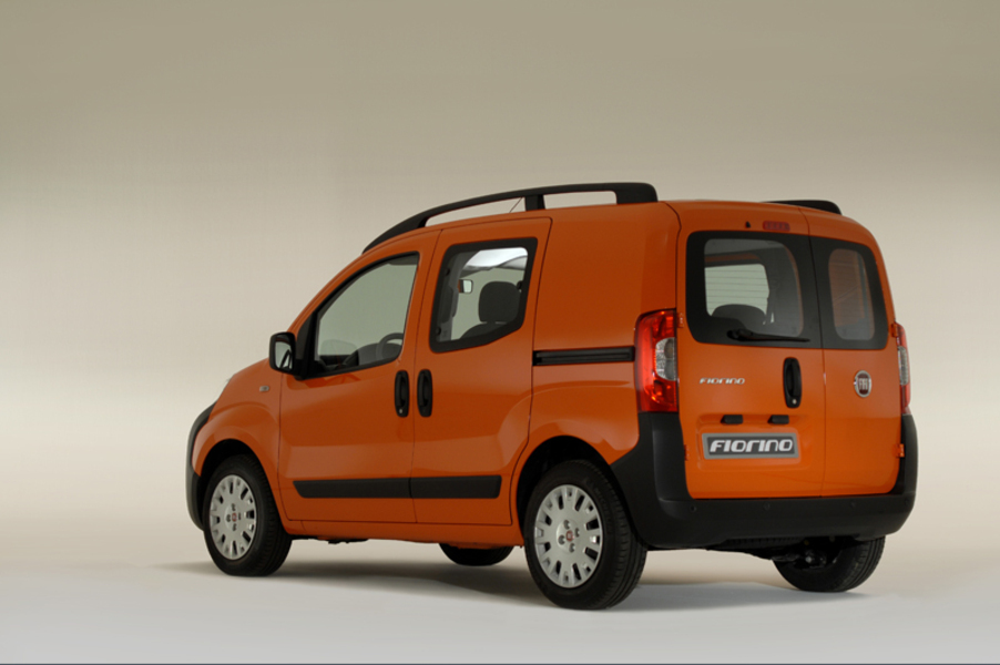 Fiat Fiorino 1.4 8V Furgone Natural Power SX (4)