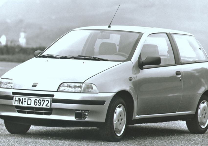 Fiat Punto TD 70 cat 5 porte SX (3)