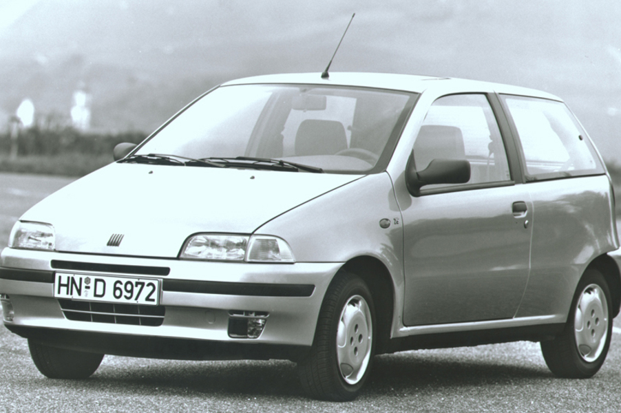 Fiat Punto turbo cat 3 porte GT (3)