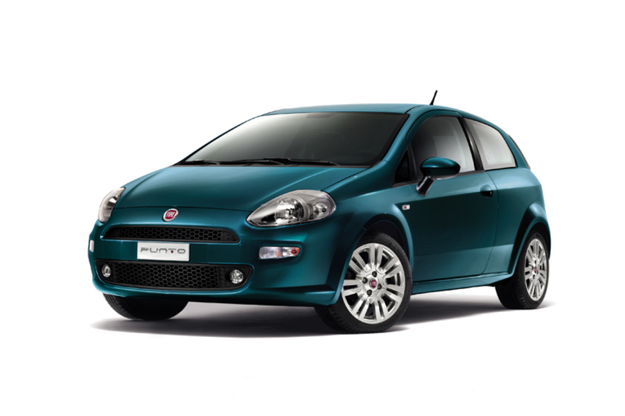 Fiat Punto 1.4 8V 3 porte Easypower Virgin Radio (4)