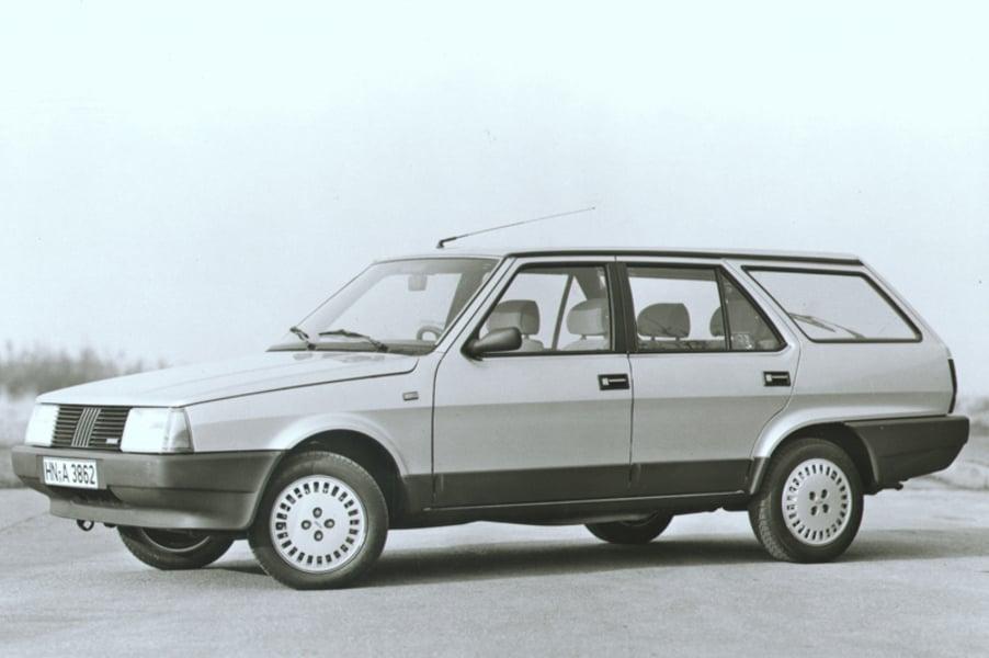 Fiat Regata Station Wagon 70 Weekend (06/1986 - 02/1989 ...