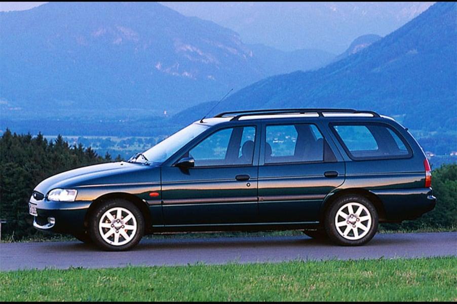Ford value 1998 escort