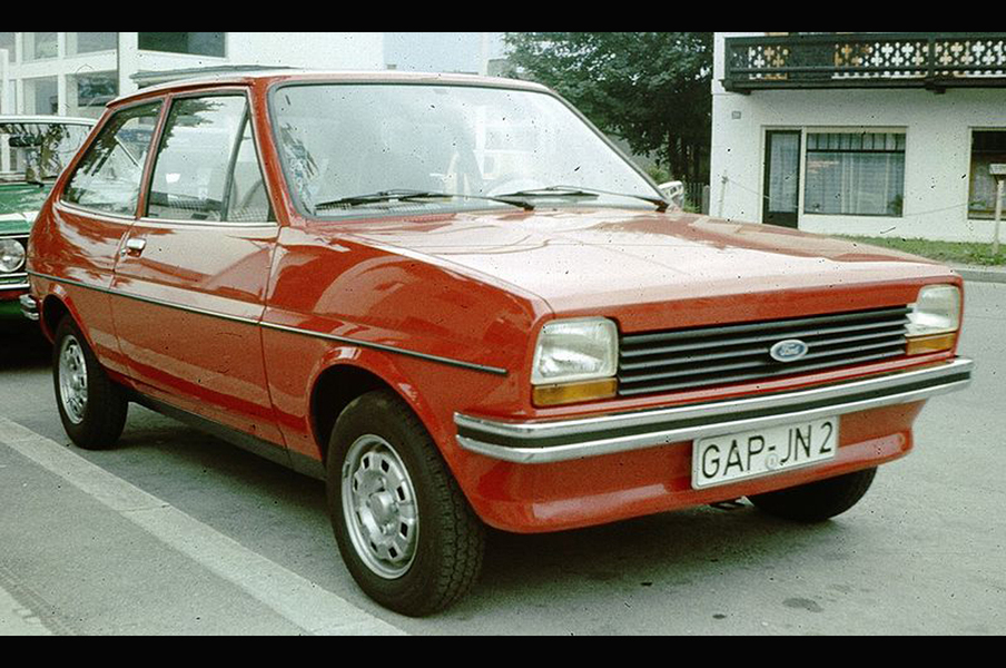 Ford Fiesta (1976-89) (2)