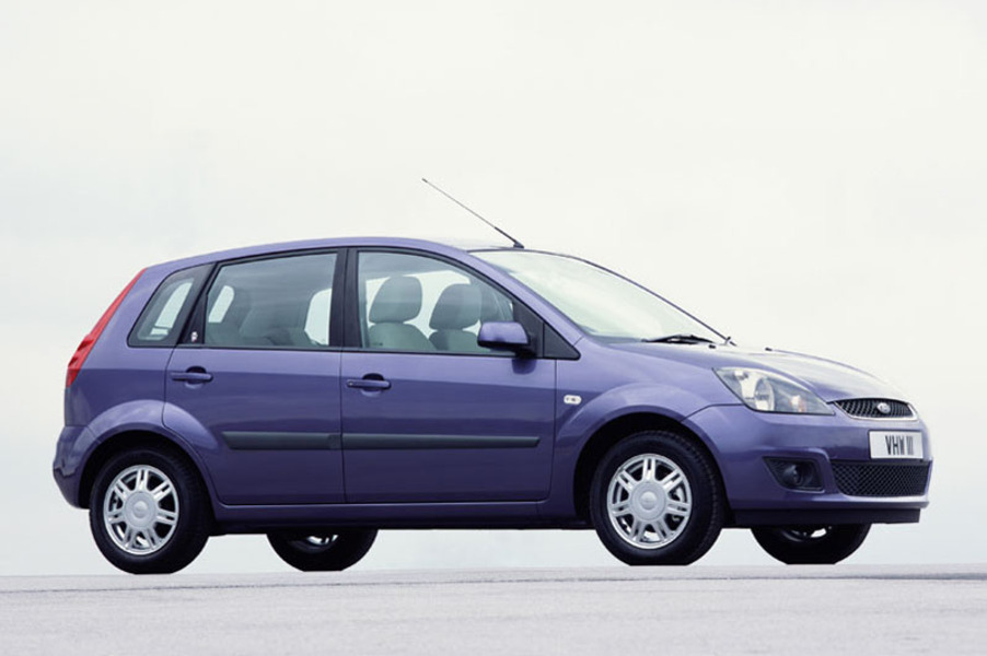 Ford Fiesta (2002-08) (5)