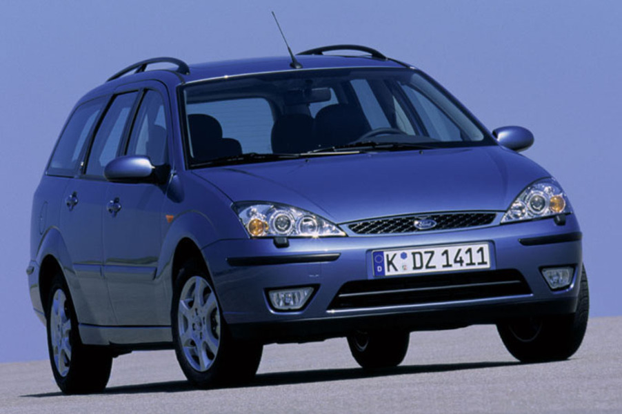 ford focus anno 2000 station wagon