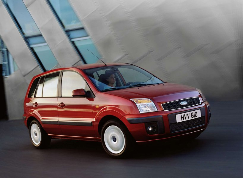 Ford Fusion (2002-12) (2)