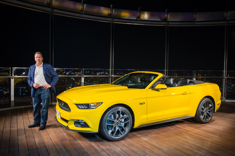 Ford Mustang Cabrio (2)