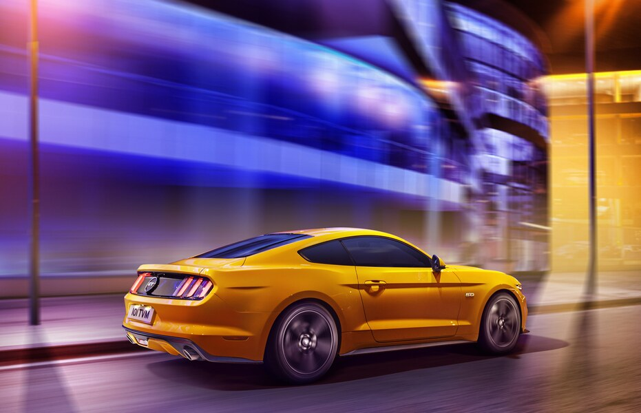 Ford Mustang Coupé (4)