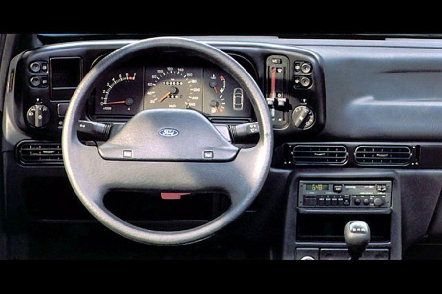 Ford Scorpio 2.0i Twin Cam cat 5 porte GL (5)