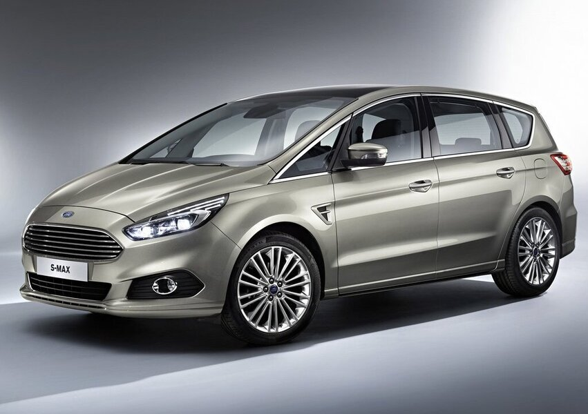 Ford S-Max 2.0 TDCi 150CV Start&Stop Business (2)