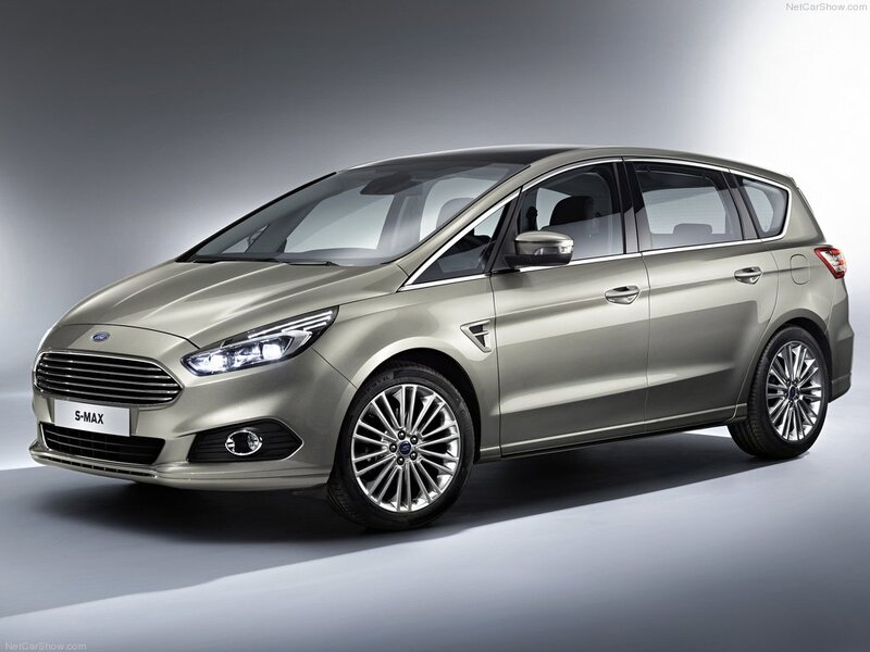 Ford S-Max 2.0 TDCi Bi T. Start&Stop Powershift ST-Line Business (2)