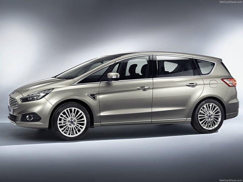 Ford S-Max 2.0 TDCi 180CV S&S Powershift 7 posti ST-Line Business (5)