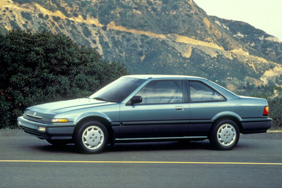 Honda Accord Coupé (1988-94)