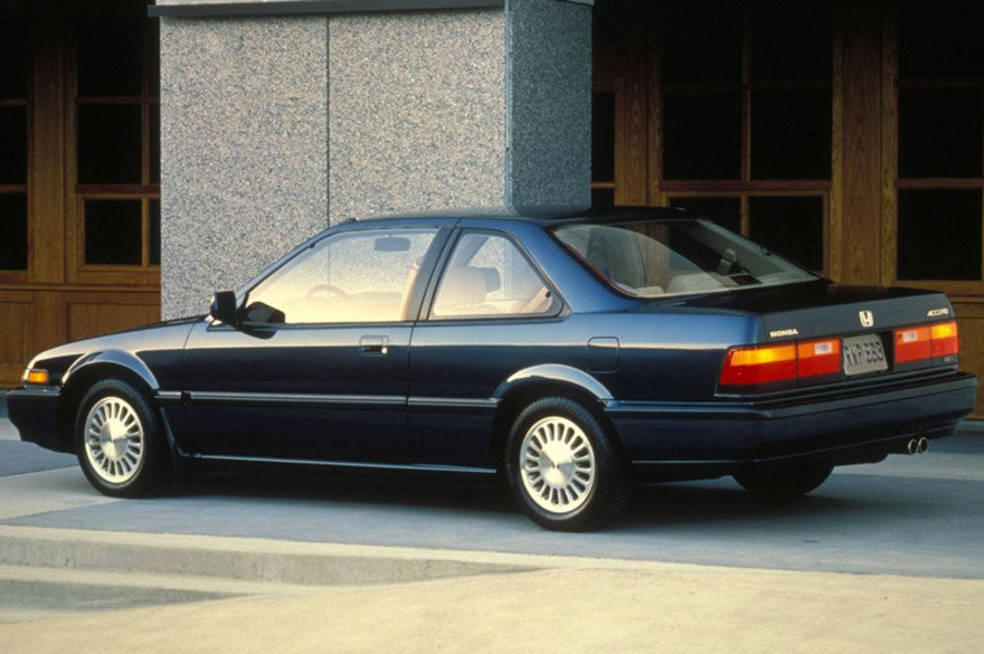 Honda Accord Coupé (1988-94) (4)