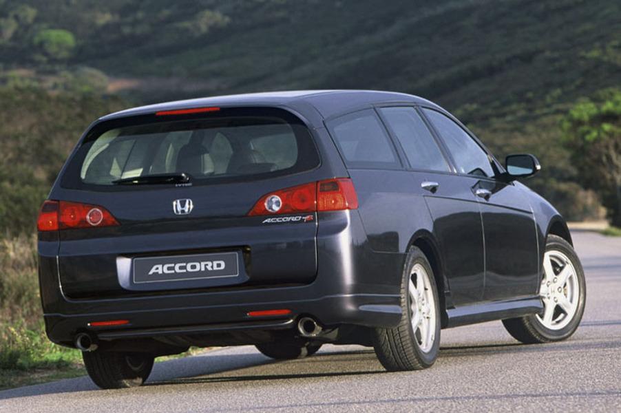 Honda Accord Station Wagon (2003-08) (2)