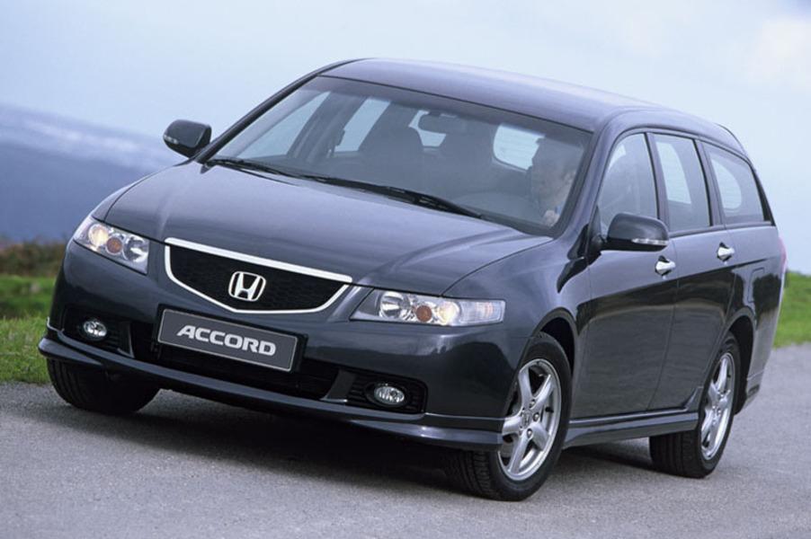 Honda Accord Station Wagon (2003-08) (5)