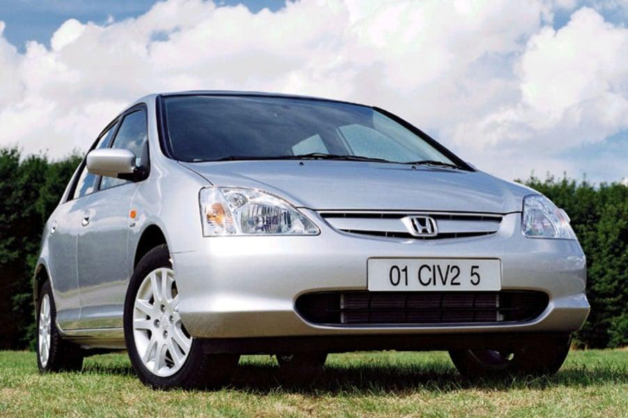 Honda Civic (2001-06)