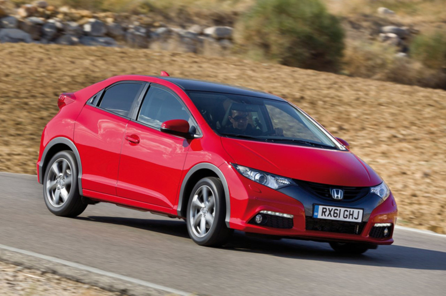 Honda Civic (2012->>)