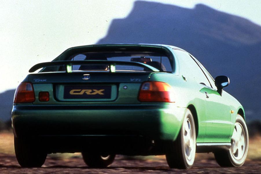 Honda Civic Cabrio (1992-97) (2)