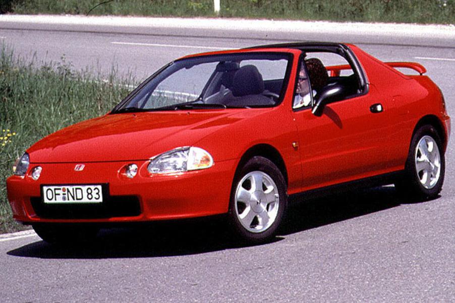 Honda Civic Cabrio (1992-97) (5)
