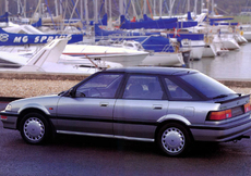 Honda Concerto (1990-95)