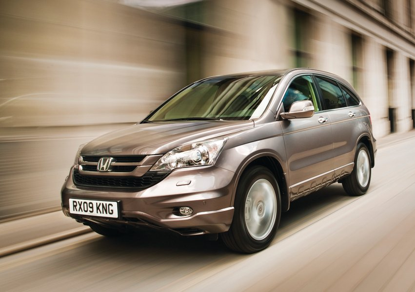 Honda CR-V 2.2 i-DTEC Lifestyle by H&B (3)