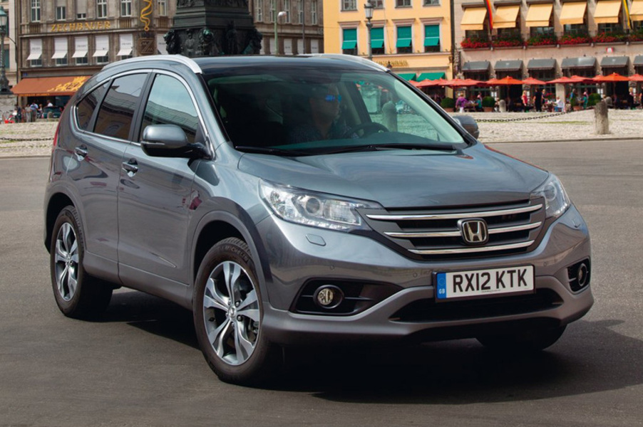 Honda CR-V 1.6 i-DTEC Lifestyle Connect 2WD