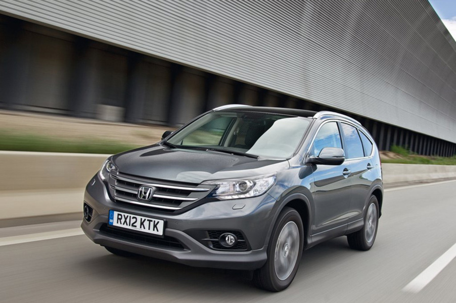 Honda CR-V 1.6 i-DTEC Executive Navi ADAS AT 4WD (5)