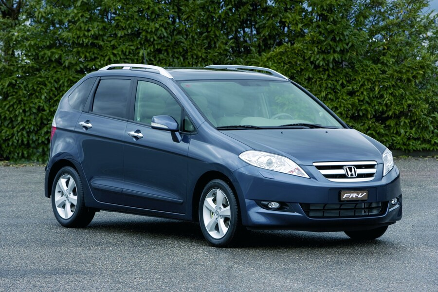 Honda FR-V (2004-10) (5)