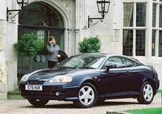 Hyundai Coupe (2002-09)