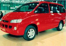 Hyundai H-1 (1998-08)